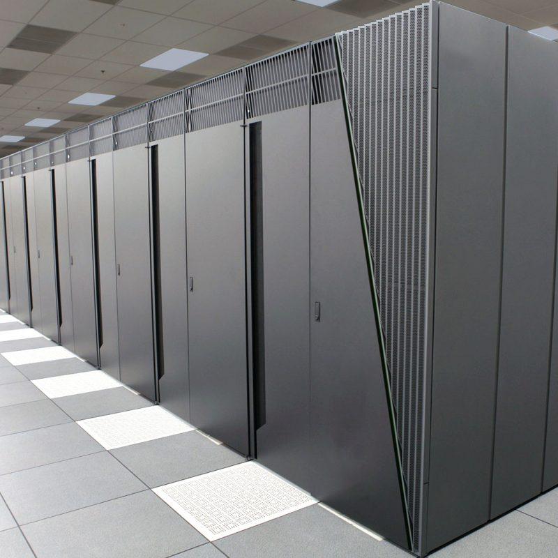 infraestrutura para o Data Center